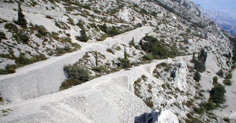 francuska cesta, napoleonova cesta, brela, biokvoo, kulturno dobro